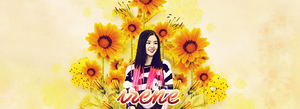 [SIGNATURE] Irene - Debut Deviantart by KayorNgoan