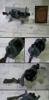 1:6 Scale TF2 Grenade Launcher by JNorad