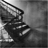 stairs by r3nya