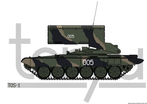 TOS-1_v2 by T0RYU