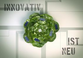 Innovative is New #3 by fishsnack