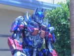 Optimus Prime by NESToperative