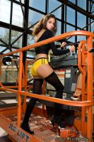 The Javits Boom Lift Caper by TheBigTog