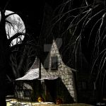 Witchs Cottage by Shox00
