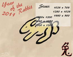 Year of the Rabbit Pack by SweetButtermilk