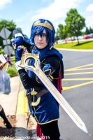 ColossalCon 2015 - Lucina by VideoGameStupid