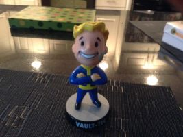 Vault Boy! by Cyrographic