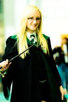 Slytherin by BertLePhoto