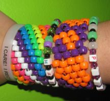 Kandi Right by RanebowStitches