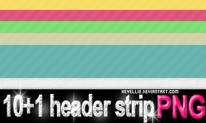 Header Strip by HeyEllie