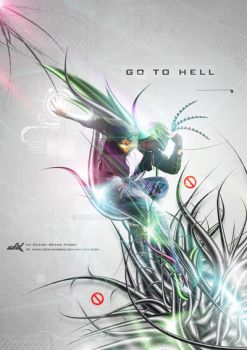 Go to Hell by dewamabok