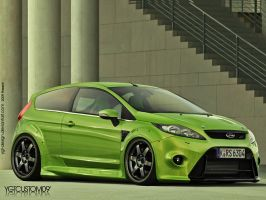 Fiesta RS by ygt-design