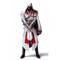 Assassin's Creed Cosplay Brotherhood Ezio Costume by meganpu