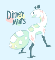 Dinner Mints - CLOSED by notecardPasta