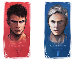 Sons of Sparda by Terri-Star