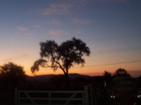 MoHill Sunset by beautifulyx3torn