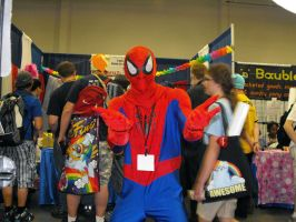 Spiderman at Bronycon by StamayoStudio