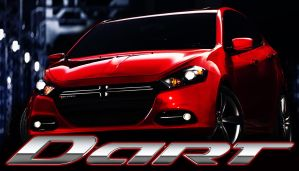 Dodge Dart 3 Contest by RedeyeTrickmaster