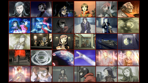 Persona 2 (8) by AuraIan