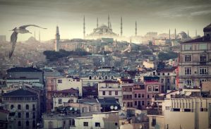 Istanbul PersonalView1 by Marcusion