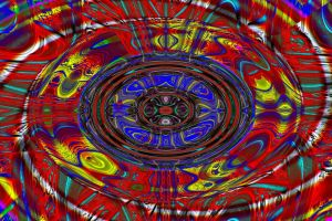 Abstraction 2015 by Clangston
