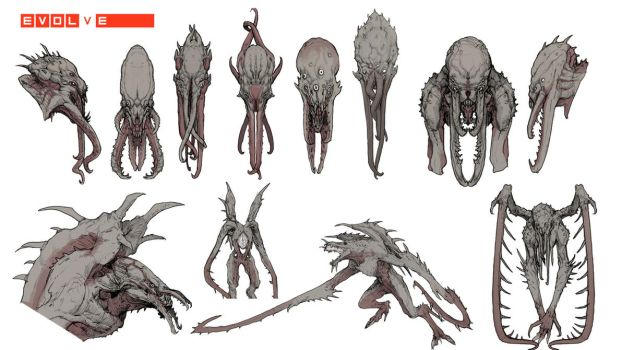 Page-2-Concept-Kraken by Stephen-0akley