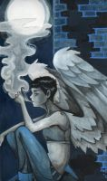 Athiest Angel by MissContrary013