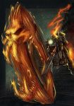 Ghost Rider 2 Poster by RobDuenas