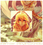 Prev: Dream of The Goddess| Dream In Color Artbook by Neire-X