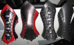 New Bracer Design - 4 styles by Azmal