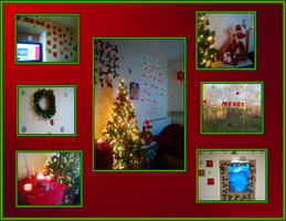 Christmas Decorations 2012 by Thornacious