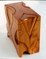 Carved box by reeseboots