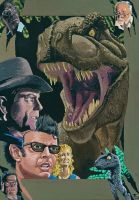 Welcome to Jurassic Park by EuchridEucrow