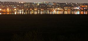 Marsh and Mission Bay by jdidiciti