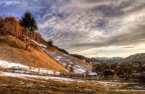 The Hills HDR by ScorpionEntity