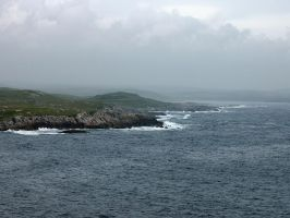 Arrival in Newfoundland 1 by LucieG-Stock