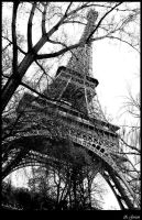 tour eiffel by zeynepgozen