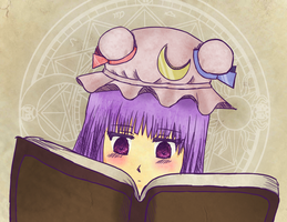 Patchouli Knowledge by MissHornet
