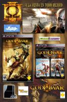 Promo for god of war game. by VicenteT