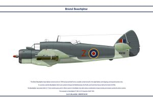 Beaufighter South Africa 1 by WS-Clave