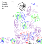 All The Fucking Doodles by The-WeeJay