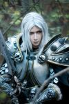 Death Knight Arthas by okageo