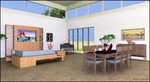 House 10 -- Interior by jbjdesigns