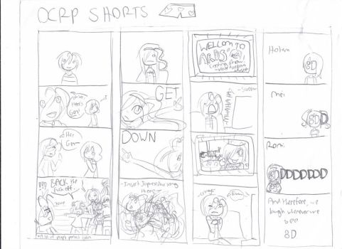 OCRP short comics 2 by xX-Dai-Xx