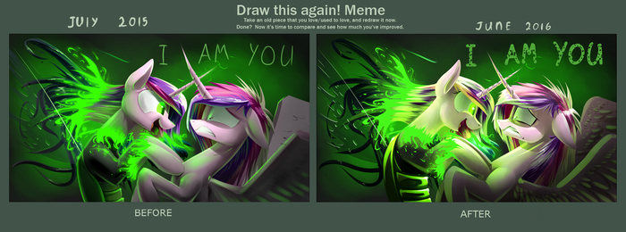 Draw This Again by Underpable