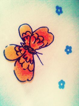 Butterfly series no.1 by amy03014