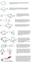 Kyogre Plushie Tutorial 2 of 2 by Aemi