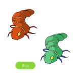 Fakemon Collab Project - Bambeetle by Skyewars