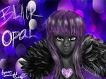 Black Opal by chiisuchii