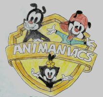 It's Time for Animaniacs by Albertonykus